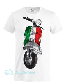 Magliettami T-shirt Made in Italy 2 Bianca