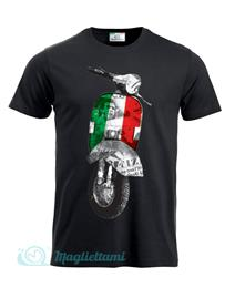 Magliettami T-shirt Made in Italy 2 Nera